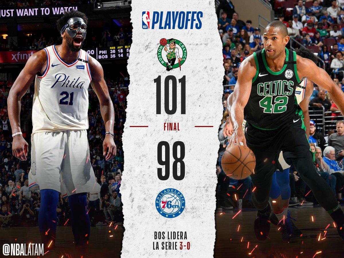 Horford y Celtics se ponen a un triunfo de avanzar - Al acecho RD