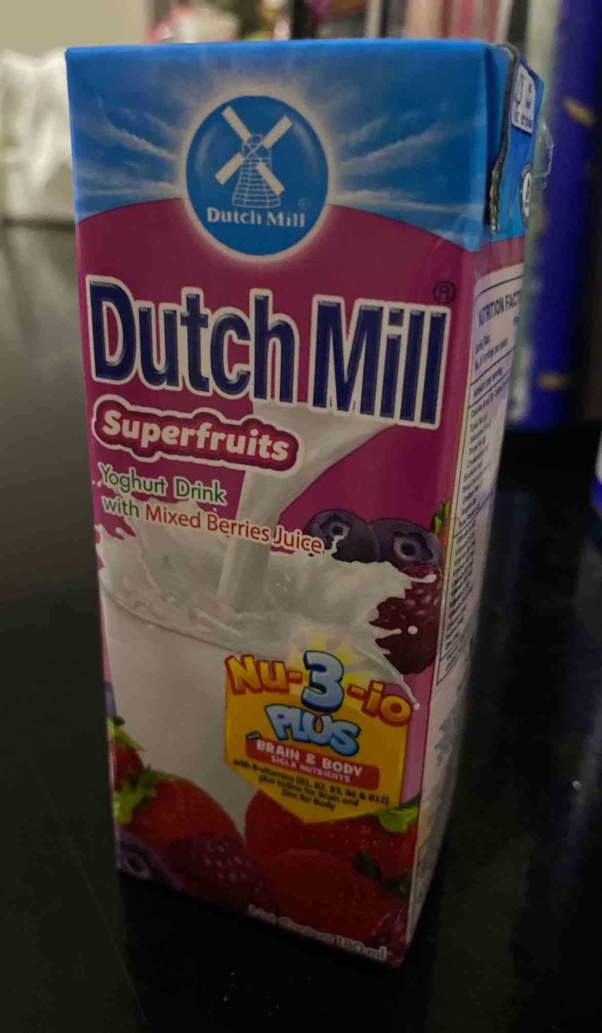 Dutch Mill Yoghurt Drink 180 ml. carton