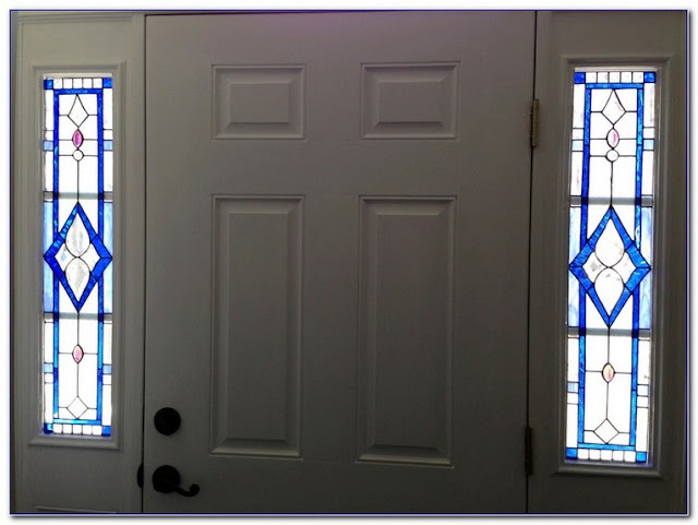 Sidelight WINDOW Film Stained GLASS design ideas