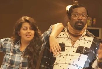 Maragadha Naanayam – Funny Scene | Aadhi | Nikki Galrani