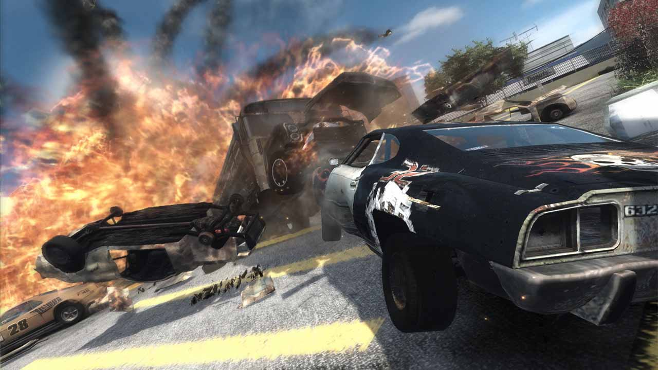 تحميل لعبة Flatout Ultimate Carnage برابط مباشر + تورنت