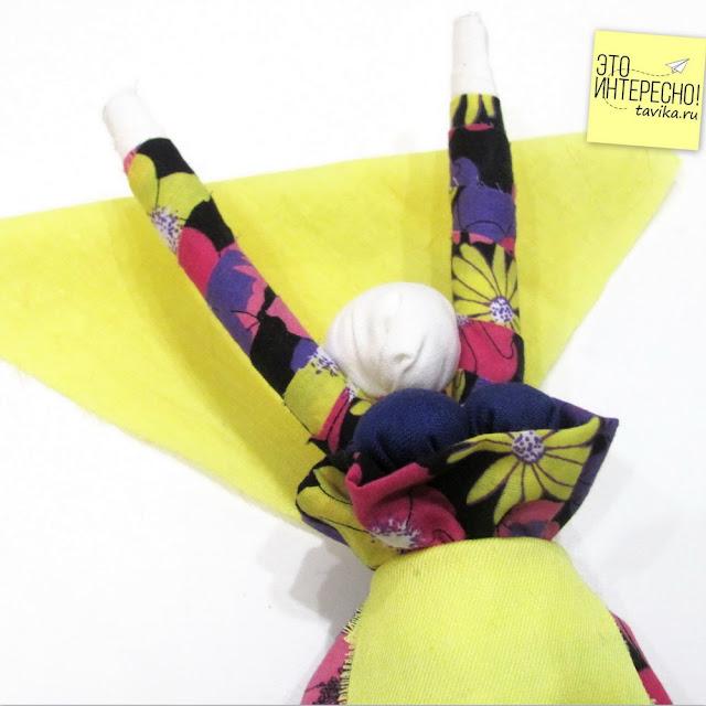 кукла Масленица мастер-класс