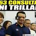 BUKING NA! TRILLANES NAGHIRE NG 63 CONSULTANTS! PANOORIN
