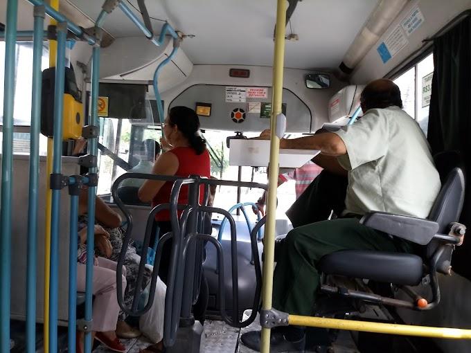 EDITORIAL | Transporte Público perdendo 42% dos passageiros pagantes