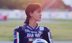 Biodata Sabrina Sameh Si Pembalap Toyota Team Dari Bandung