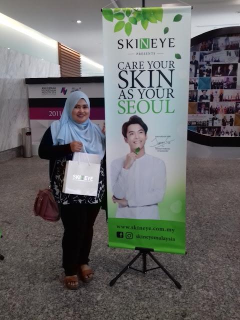 SKINEYE, Satu Resolusi Baru Produk Kecantikan Dari Korea dirasmikan di Malaysia