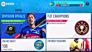 FIFA 19 MOD FIFA 14 V1.0.1 Android Offline 1 GB Best Graphics