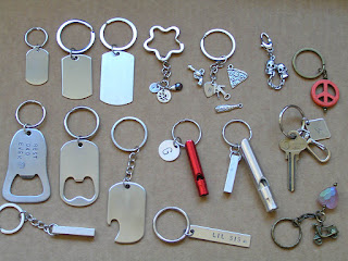 Personalized Key Chains - Gift Idea
