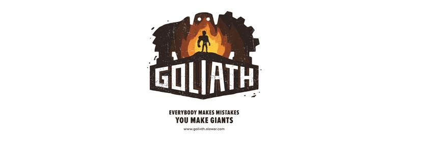 Se presenta Goliath para final de año, ¡construye tu robot!