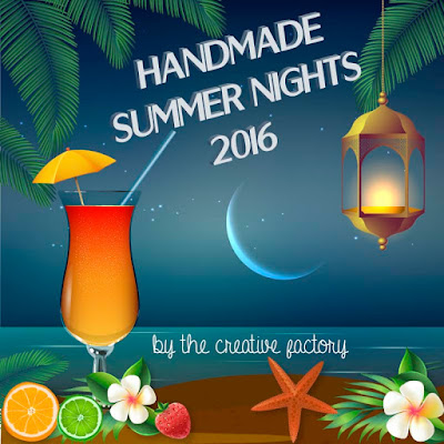 Handmade Summer Nights banner - My Little Inspirations