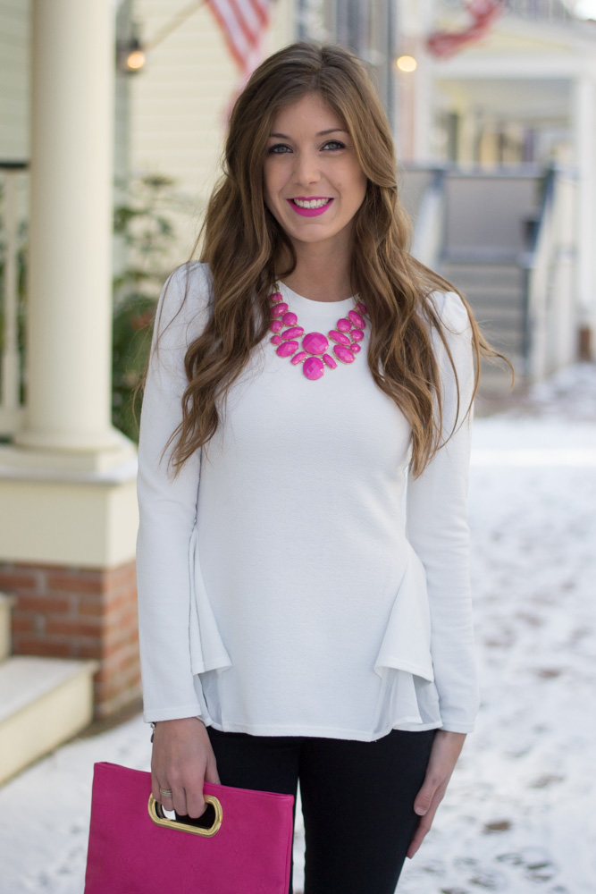 Valentine's Day date night outfit