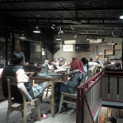 Kuliner Rembang - Balkon Coffee Rembang