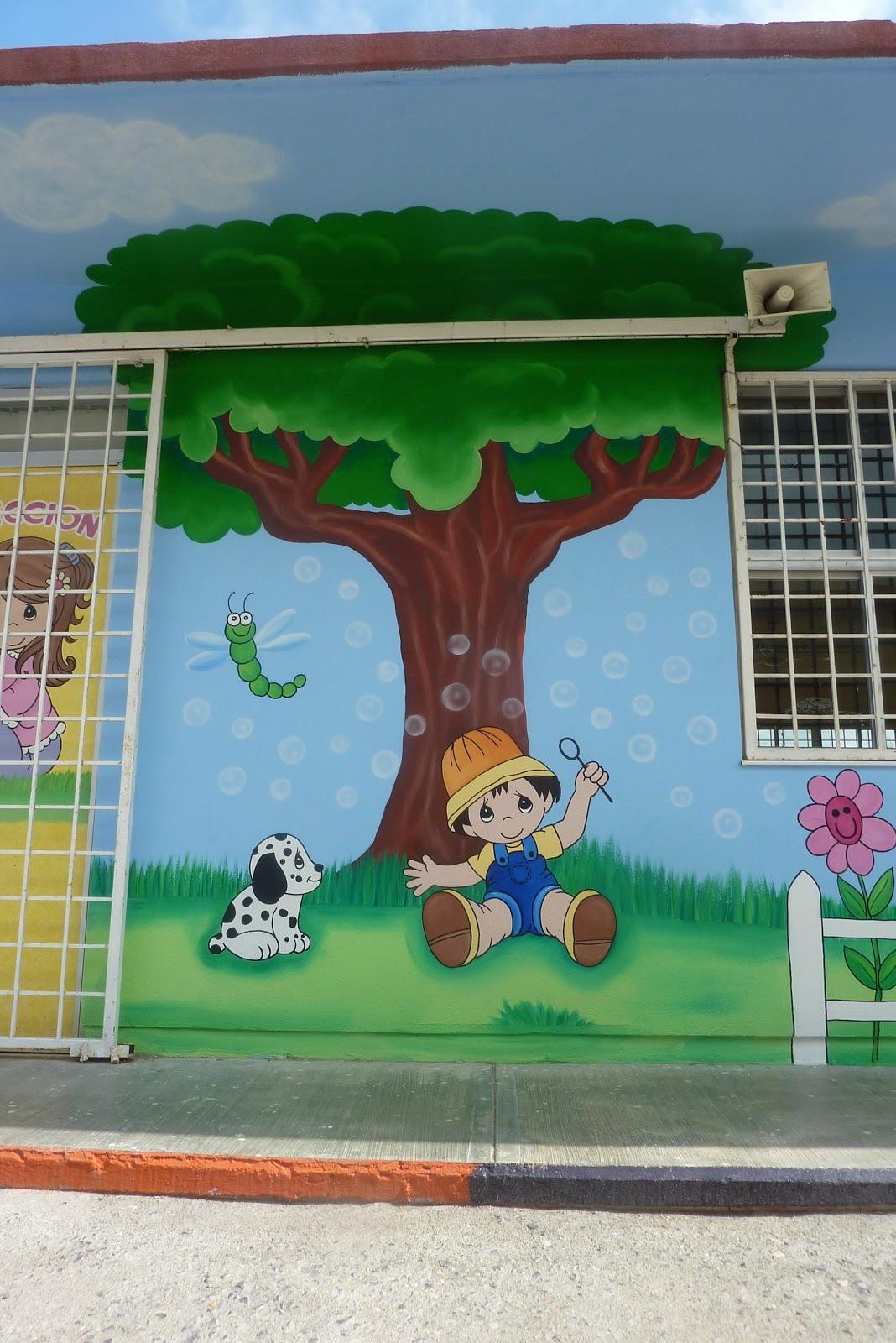 Villa Infantil Jardin De Nios   Puerta Norte Acaponeta Una Historia ...