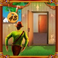 Play Top10newgames Doors Escape Level 48