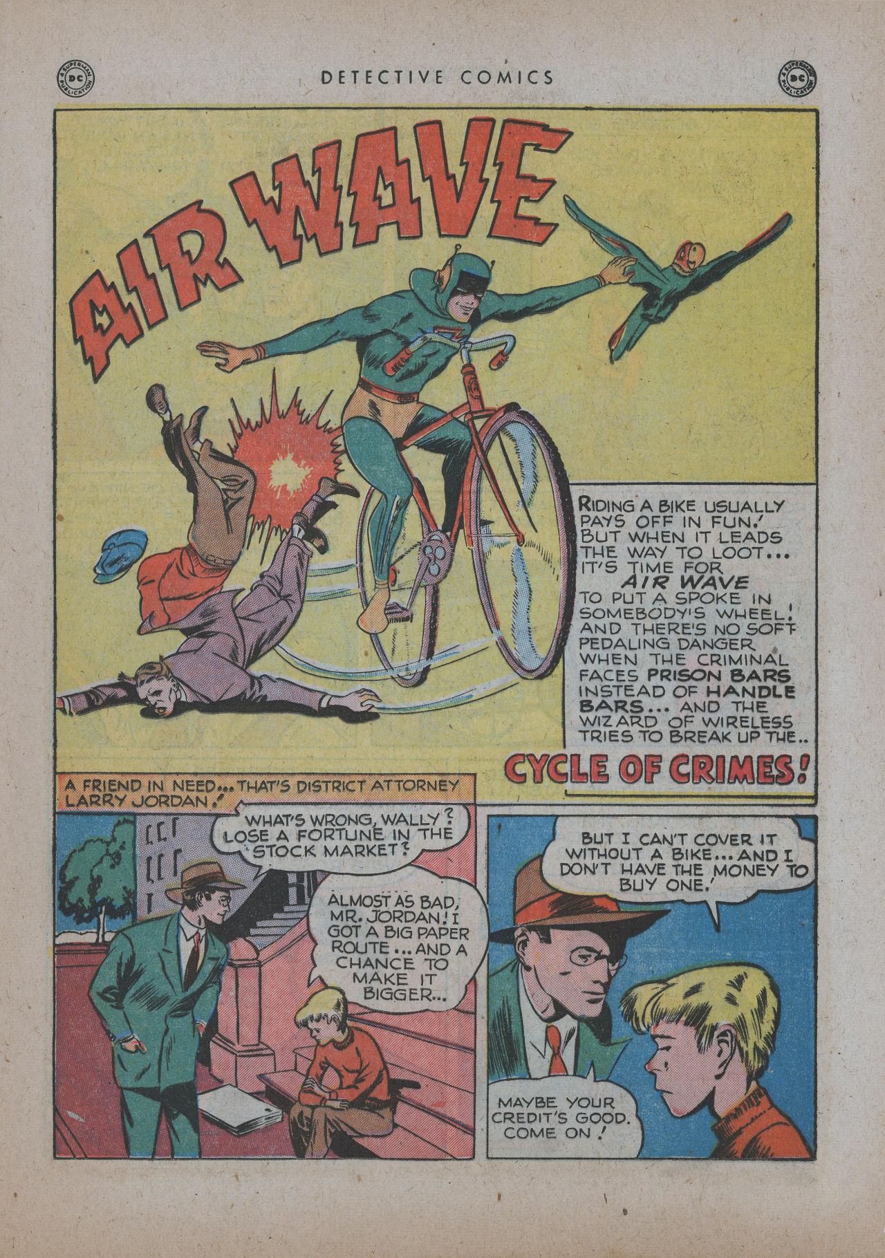 Read online Detective Comics (1937) comic -  Issue #137 - 17