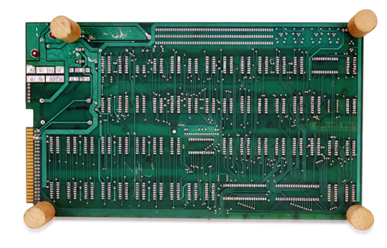 Apple-1 back
