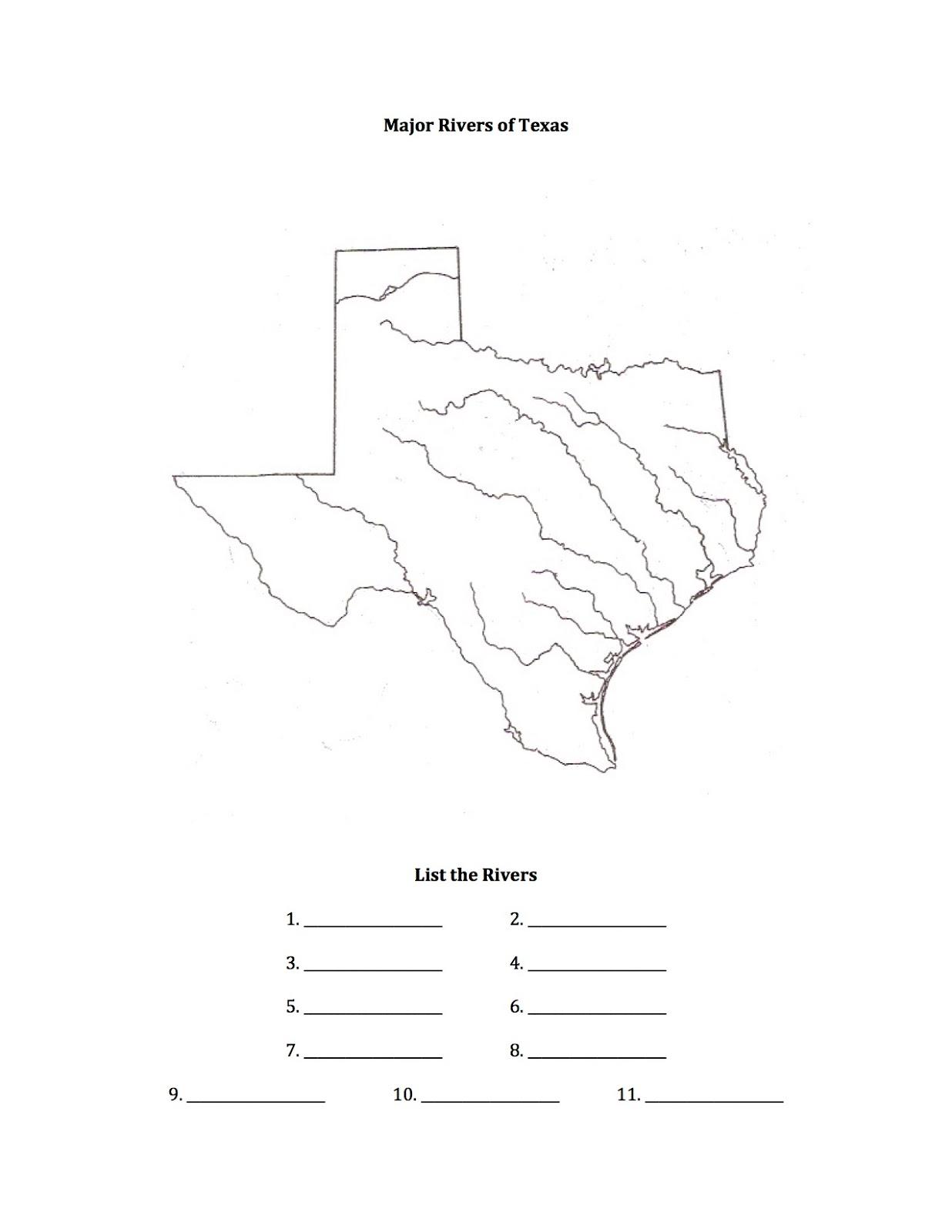 Ehms Texas History September