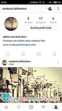 cara upload foto banyak ke instagram