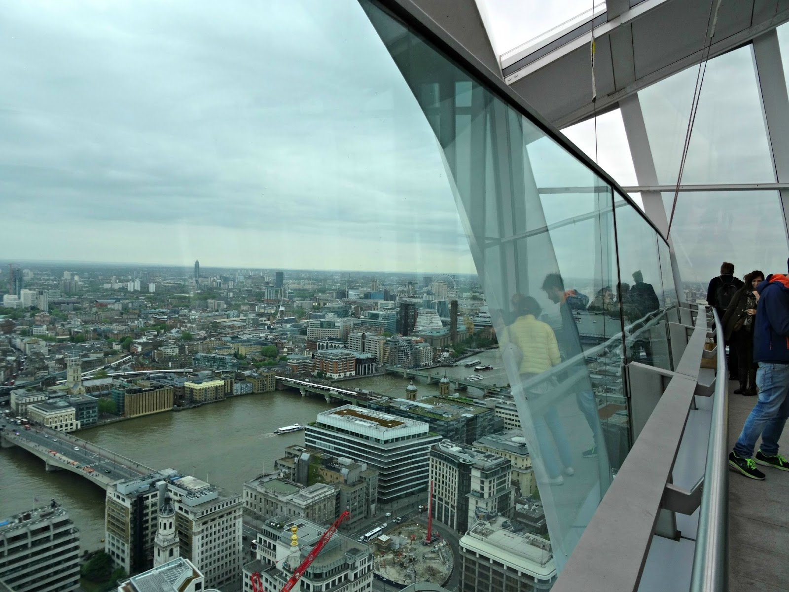 Sky Garden London Fenchurch Street