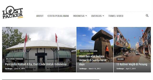 Lostpacker.com - Blog Travel Terbaik Di Indonesia