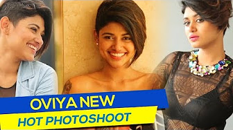 Oviya Helan's New Gorgeous Photoshoot | Oviya photoshoot pictures 2017