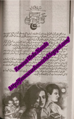 Raqs e bismil by Nabila Aziz Episode 35
