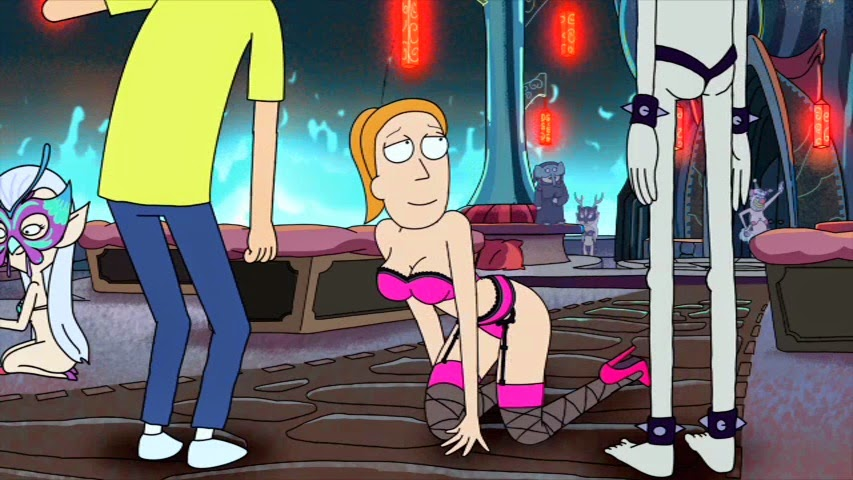 Nude Cartoons: Summer Smith
