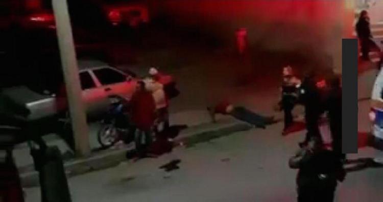 Vídeo: Surge nuevo vídeo de la ejecucion de  8 personas en palenque clandestino de Guanajuato