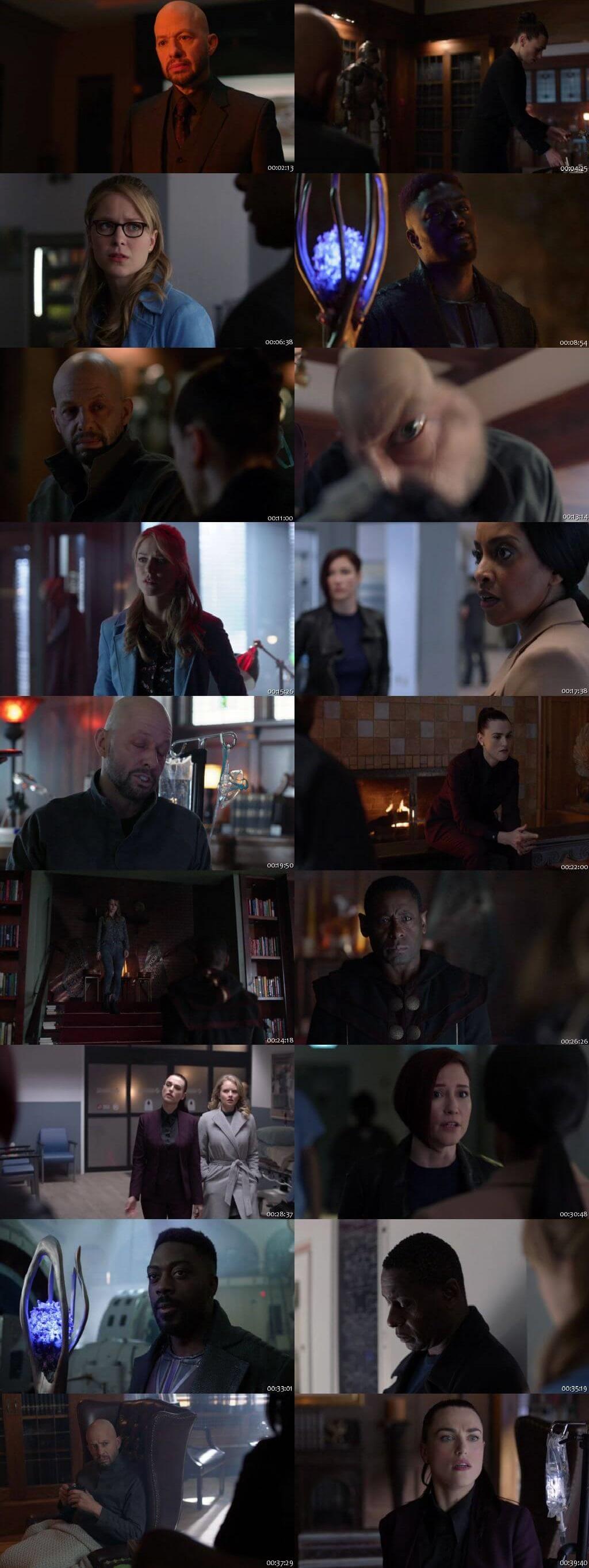 Screenshots Of English Show Supergirl Season 04 Episode 15 2019 WEB-DL 720P 300MB