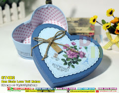 Box Kado Love Tali Rotan
