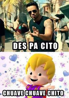 "Memes de ""Despacito"""