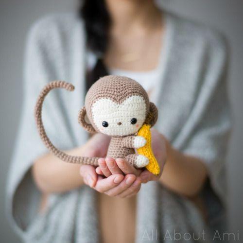 Amigurimi de crochet