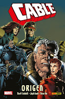 100% MARVEL HC. CABLE ORIGEN