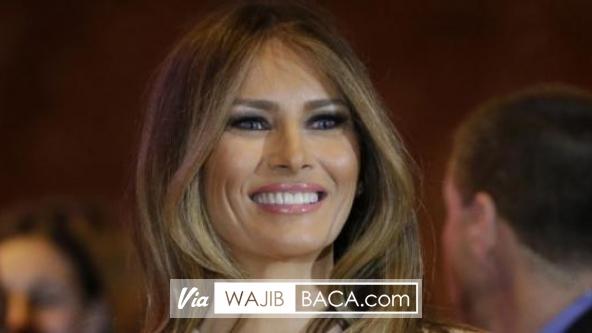 Jadi Flotus, Ternyata Isi Profil Gedung Putih Melania Trump Seperti Ini!