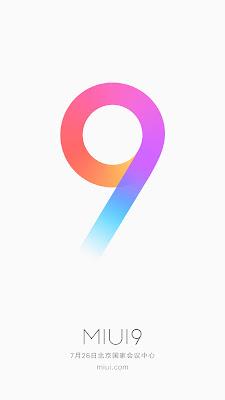 miui 9 release date