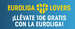 William Hill apuesta Euroliga y 10 euros gratis Acb 21-22 marzo
