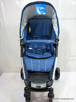A GioBaby S702 LightWeight Baby Stroller