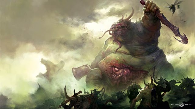 Updated: Prices Unveiled for Nurgle Releases - 2 Full Weeks of Releases in January