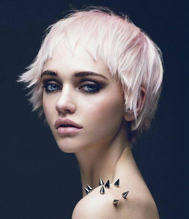 Korean Beauty Salon Dubai Digital Perm Salon Short Hair Style
