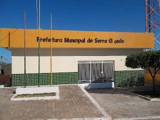 Resultado de imagem para PREFEITURA DE SERRA GRANDE PB