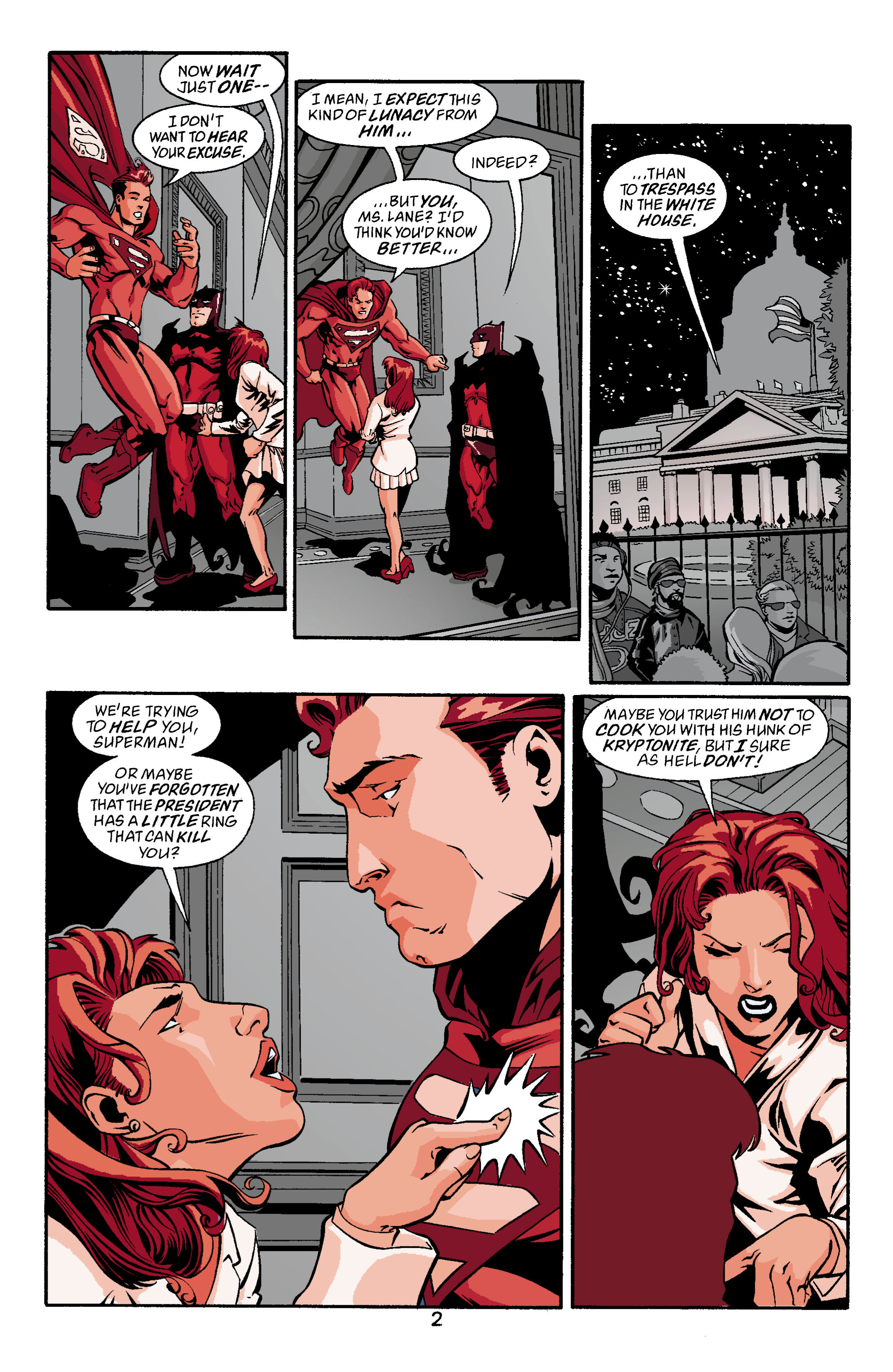 Detective Comics (1937) 756 Page 2
