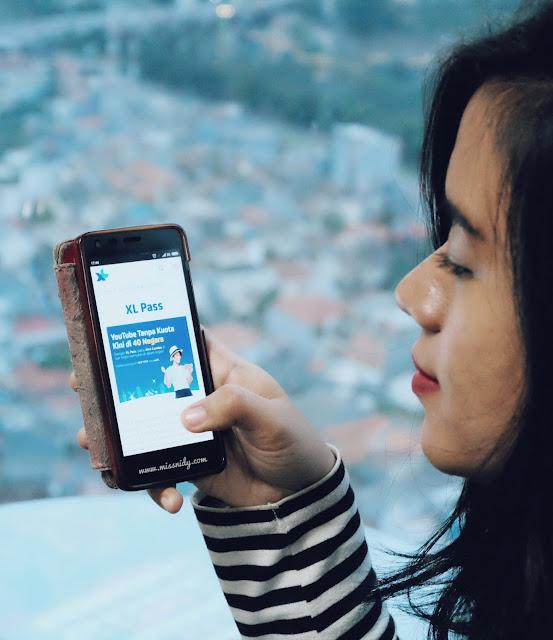 pengalaman pakai xl pass paket roaming