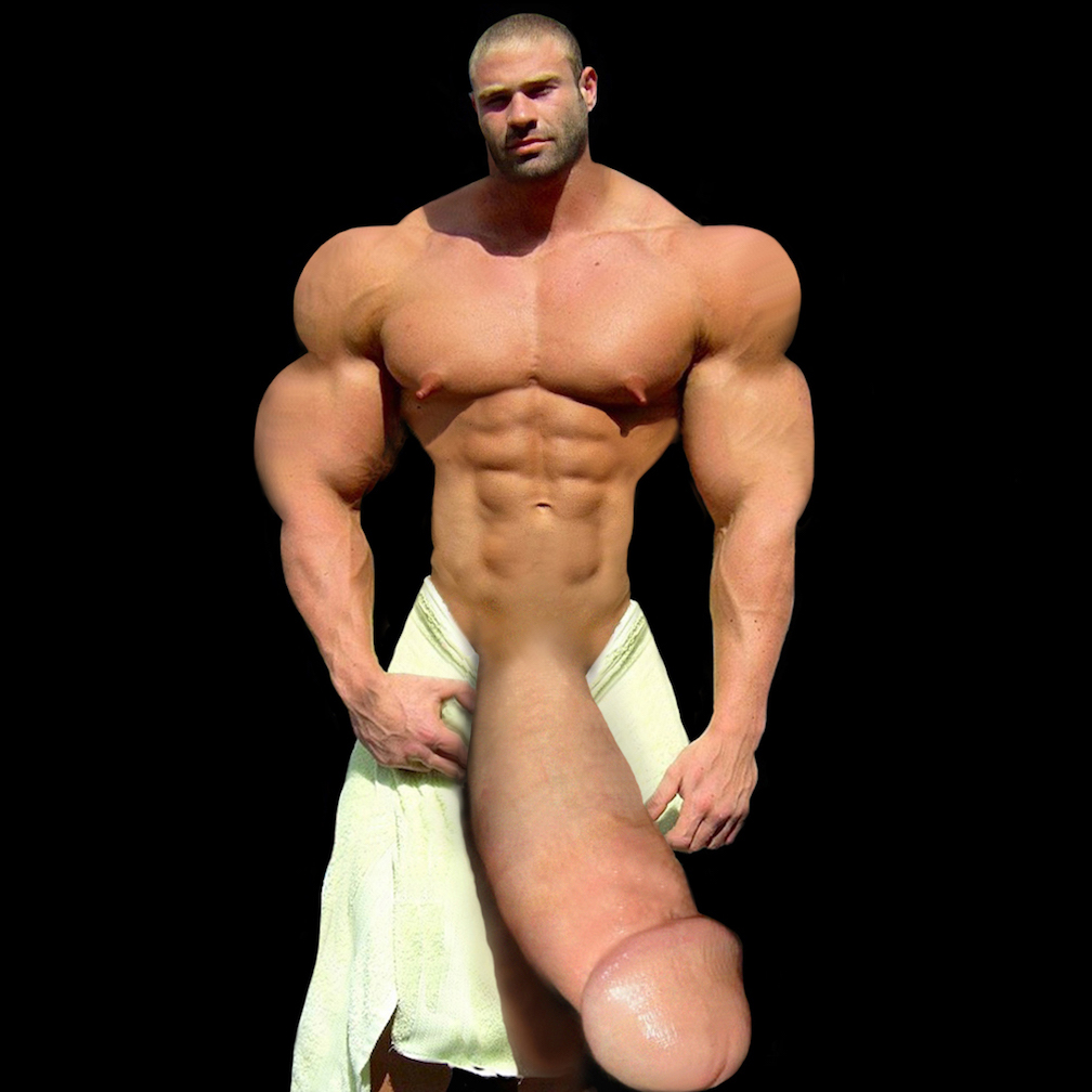 Gigantic Huge Meat-3549