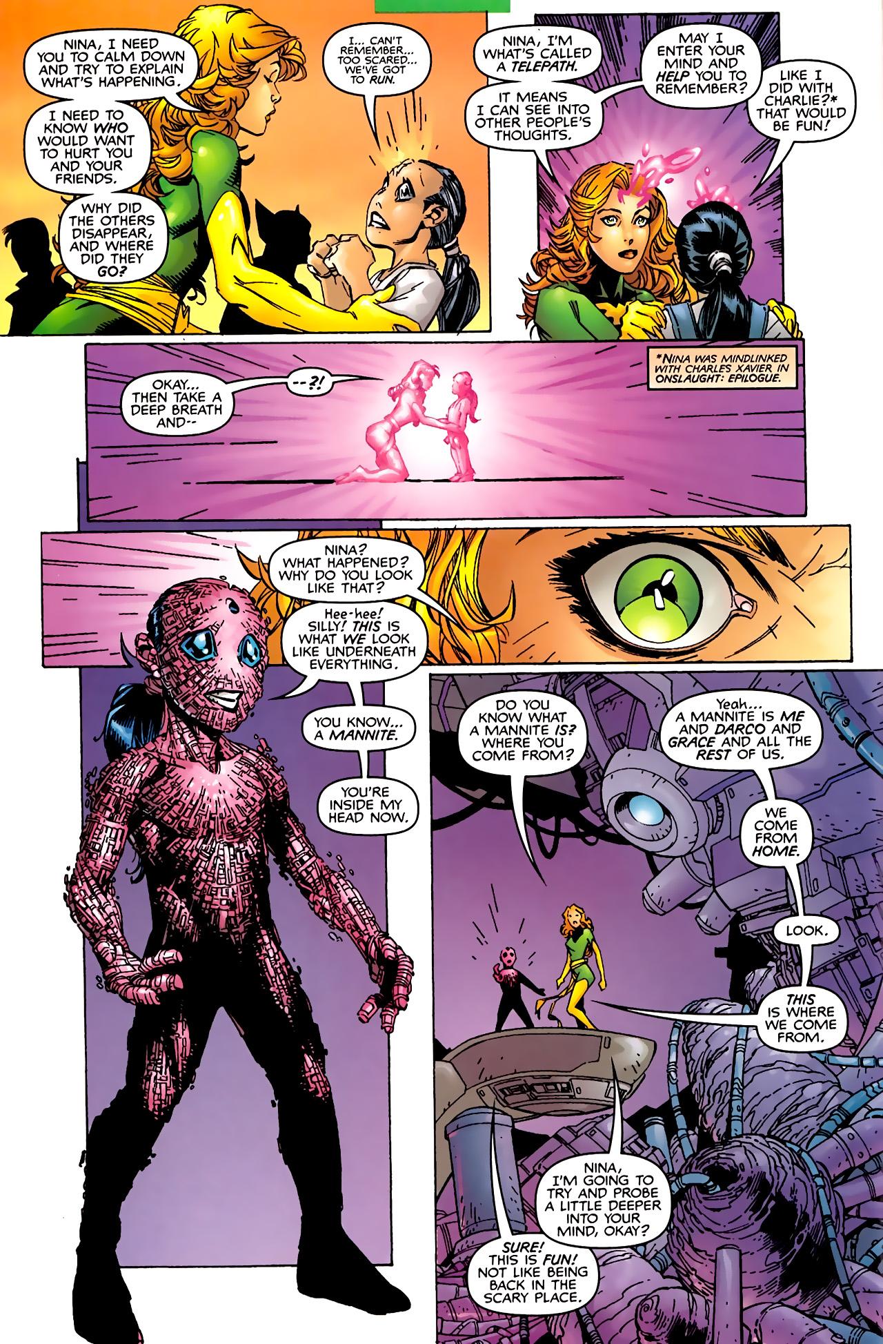 Read online Astonishing X-Men (1999) comic -  Issue #2 - 5