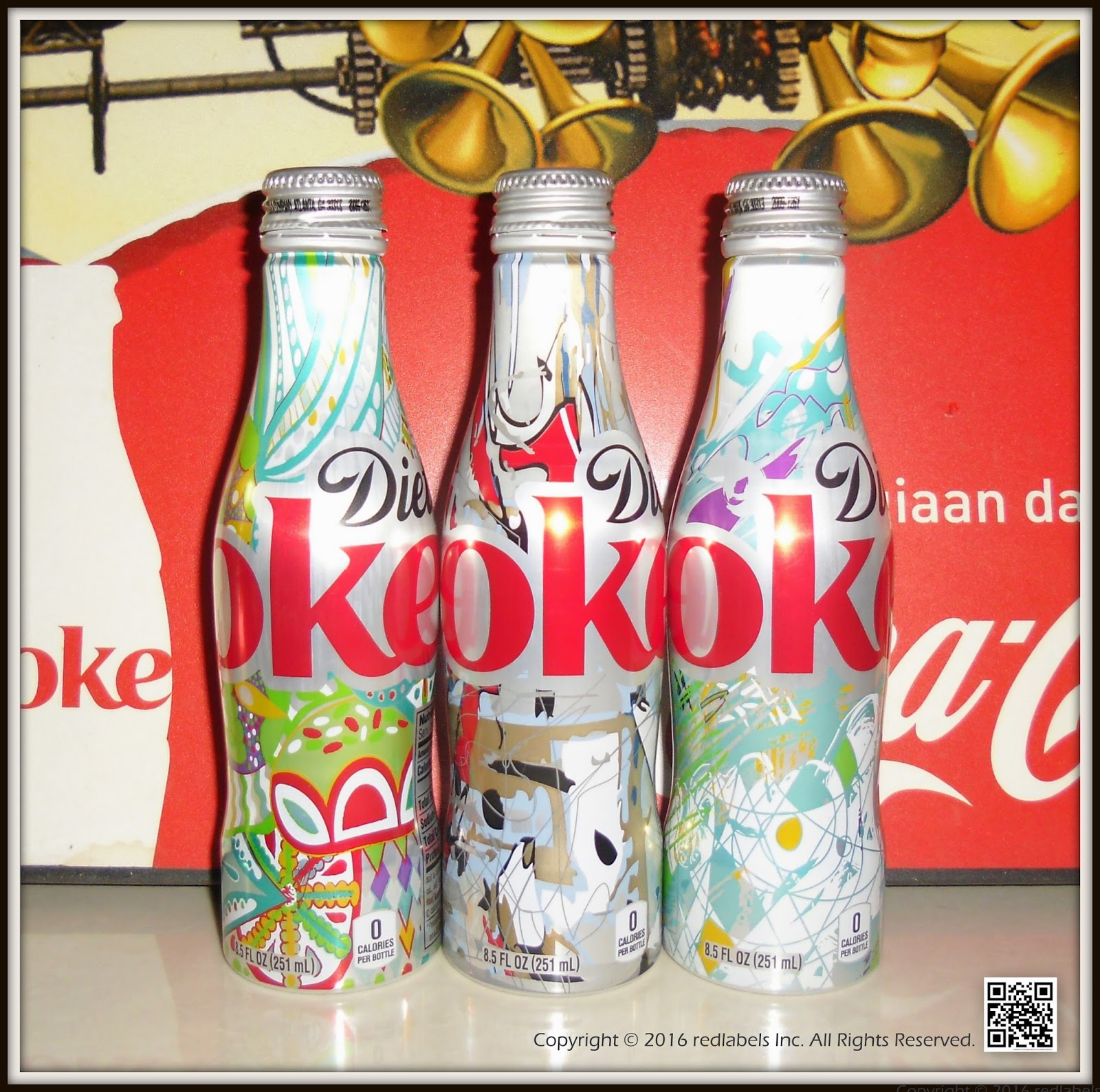 Diet coke its mine