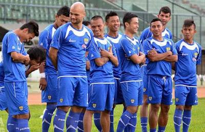 Jelang Lawan Bali United, Persib Pilih Berlatih Di Kampung Halaman