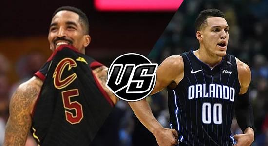 Live Streaming List: Cleveland Cavaliers vs Orlando Magic 2018-2019 NBA Season