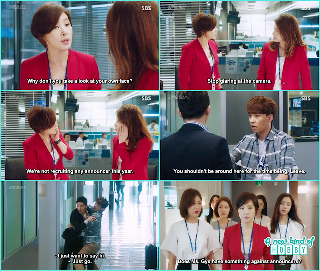 bpal gong two mothers wear the same dress at fight  - Jealousy Incarnate - Episode 2 Review