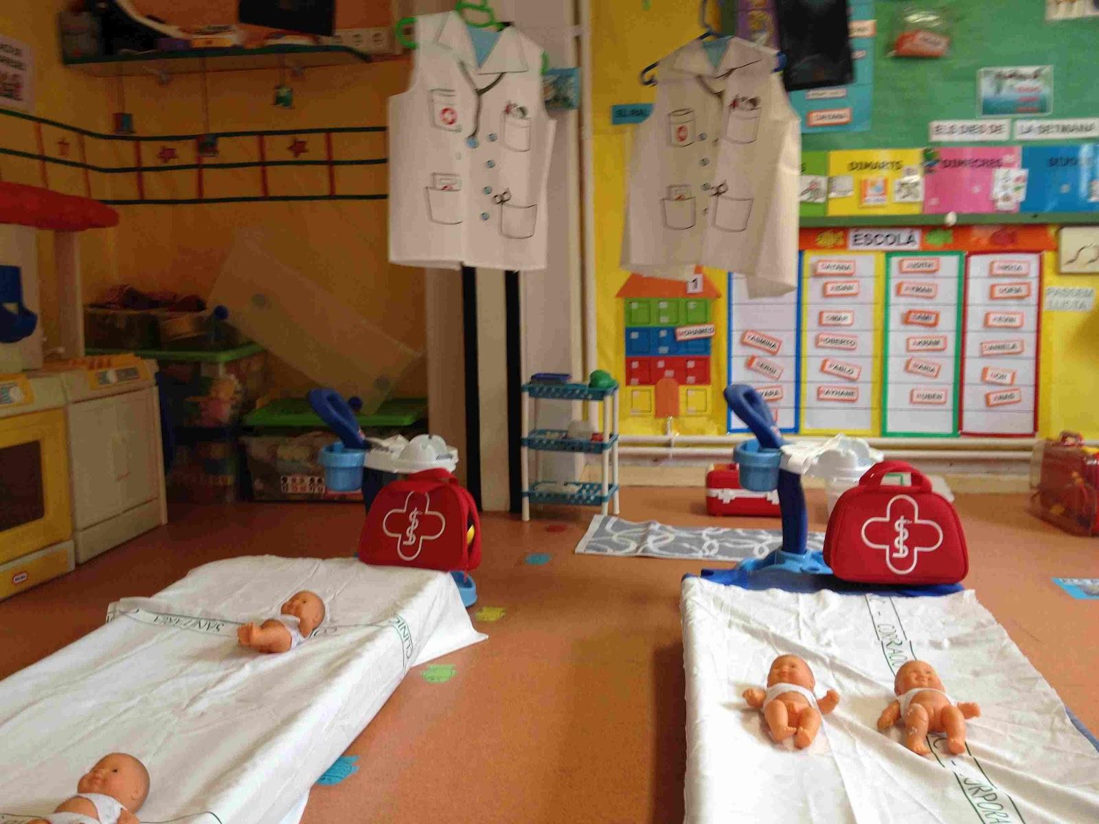Tarea dei04 los rincones en el aula infantil for El rincon del espejo