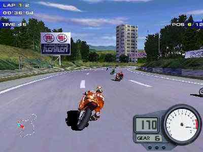 Moto Racer 1 wallpapers, screenshots, images, photos, cover, poster
